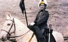 La Retina: Mozo de Sorzano, en la mili en 1919