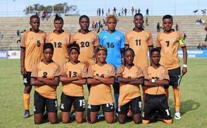 La atacante pondrá esta semana rumbo a la Copa de África