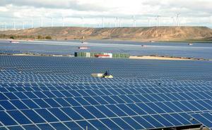 Podemos pide un plan riojano de rescate a los productores de fotovoltaica