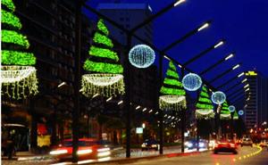 Logroño estrena otra vez luces de Navidad