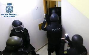 Cae la red que controlaba la venta de heroína en Logroño