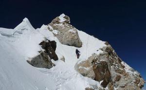 Conferencia del montañero Juan Vallejo