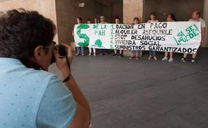 Los desahucios por alquiler ya duplican en La Rioja a los de ejecuciones hipotecarias