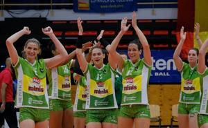 El voleibol riojano manda en la Liga