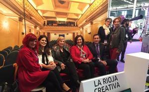 La Rioja muestra, por primera vez, su oferta teatral en la Feria Mercartes