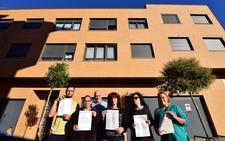 Las doce familias de Villamediana no serán desahuciadas