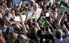 El Papa denuncia que el hambre existe debido a las «exigencias del mercado»
