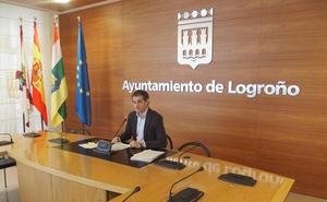 Siete jóvenes en riesgo de exclusión laboral realizarán prácticas en el Ayuntamiento de Logroño