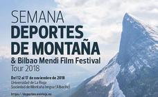 Una exposición fotográfica abre este viernes las Jornadas de divulgación de deportes de montaña