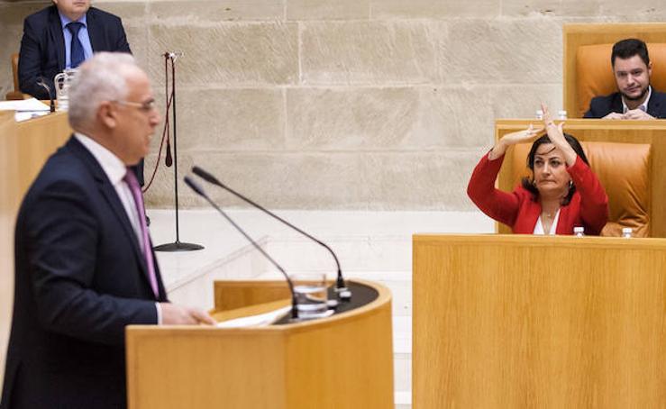 Pleno parlamentario