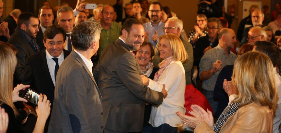 El PSOE se conjura en La Rioja
