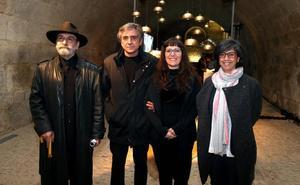 El arte se brinda a 'El Rioja y los 5 sentidos'