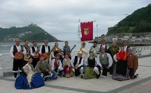 Festival de folclore, en el Auditorio Municipal