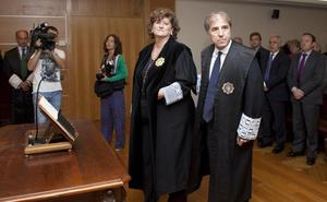 Alfonso Santisteban, único candidato a presidir la Audiencia Provincial de La Rioja