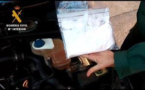 Tres detenidos en Arnedo por tráfico de drogas