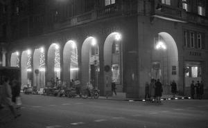 La Retina: Aquellas luces navideñas de Logroño
