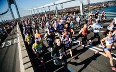 Maratón de Nueva York: ocho riojanos hacen realidad su sueño