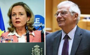 Borrell y Calviño entran en las quinielas para marcharse a Europa
