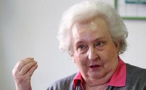 Pilar de Borbón defiende dejar la tumba de Franco en el Valle de los Caídos