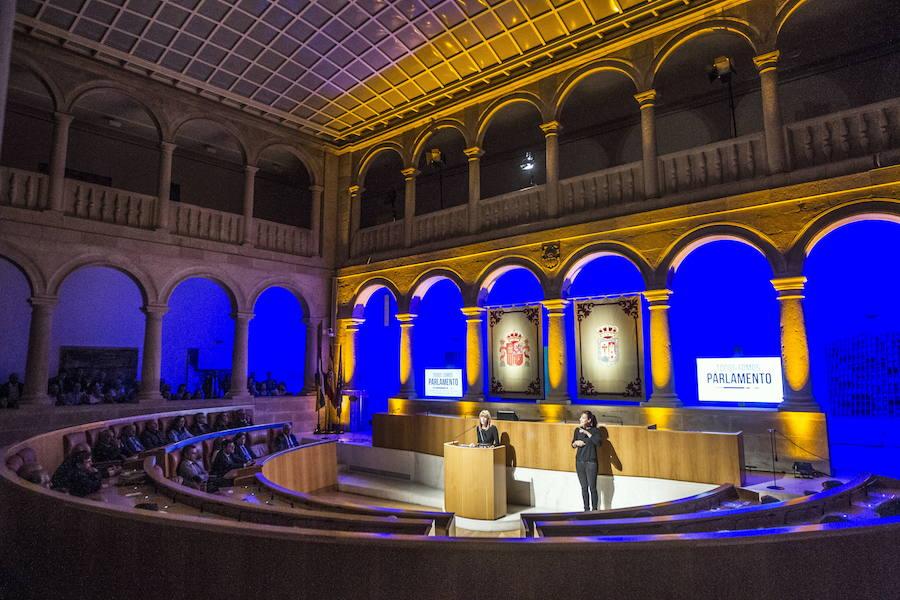 El Convento de la Merced, un «pulmón» para la convivencia y la vida de Logroño