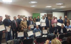 Premios Mildiu en El Villar de Arnedo