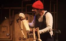 La Tartana da cuerda a  Gepetto en 'Soñando a Pinocho'