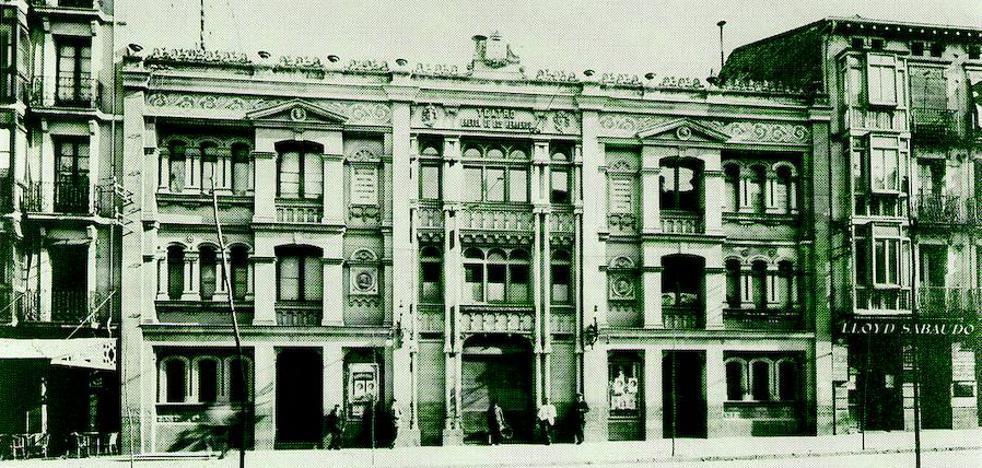 El 'kinematógrafo' llega a Logroño