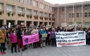 Clamor en Logroño contra el envenenador de perros