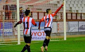 Los goles del UDL-Gernika: dos contras perfectas
