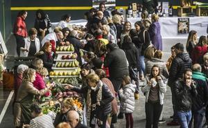 La gran fiesta de los productos elaborados en Entrena