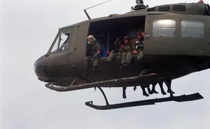 La Retina: Fuerzas Armadas, en Cenicero