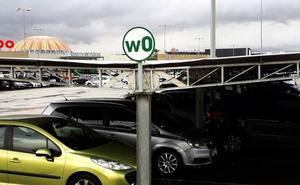 #adestaba: señal de un aparcamiento