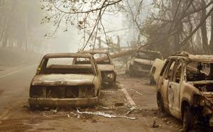 Los incendios más destructivos de la historia de California dejan ya 31 muertos