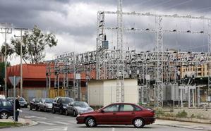El PSOE pide reubicar la subestación de Cascajos por «condicionar» el desarrollo del barrio