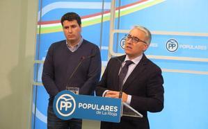 PP: «Es el caballo de Troya para euskaldunizar La Rioja»