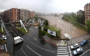 La reurbanización del nudo de Vara de Rey comienza el miércoles con la rotonda entre Pino y Amorena y Belchite