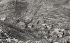 La Retina: Vista del Corral de la Villa de Ortigosa