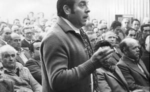 El histórico sindicalista agrario de la UAGR Lucio Parra falleció ayer a los 87 años