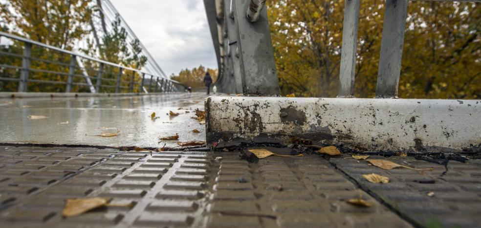 Las obras de mantenimiento del Cuarto Puente necesitarán al menos un año de trámites