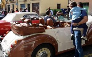 El Museo Würth acoge una exposición de vehículos clásicos