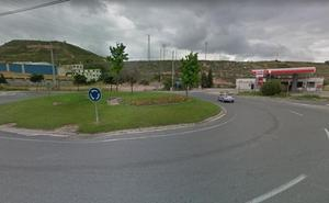 Un herido por colisión múltiple en Logroño