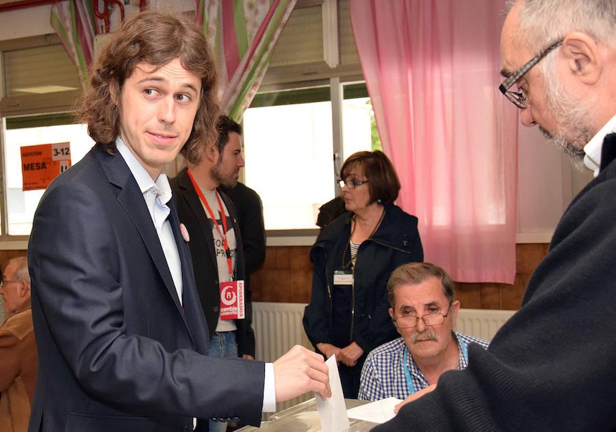 Gonzalo Peña se presentará a las Primarias de Cambia Logroño