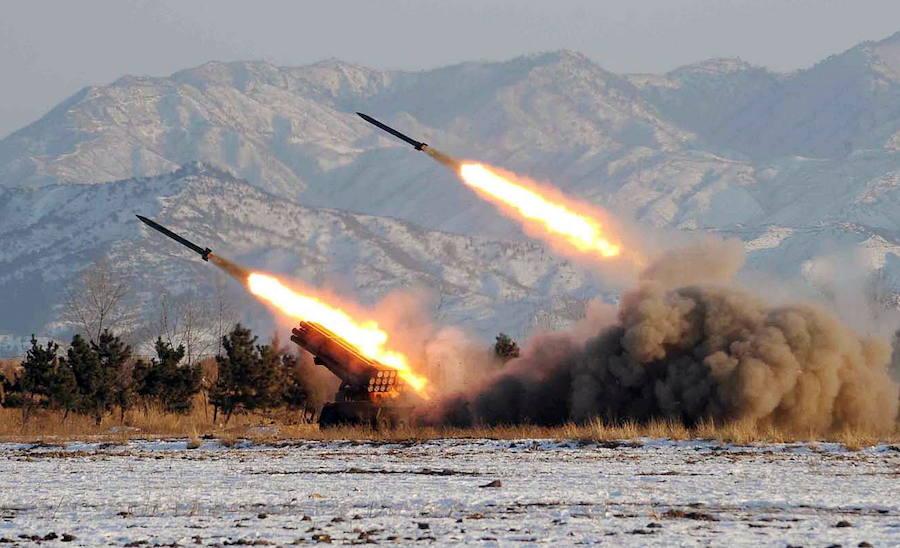 EE UU detecta trece bases de misiles operativas no declaradas por Corea del Norte