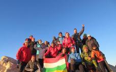 Toloño alcanza los 400 socios desde su creación hace 26 años como asociación de montaña