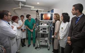 Salud compra nuevos endoscopios y ecógrafos