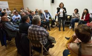 Arraiz plantea un crecimiento «armónico» de Logroño, que mire al centro