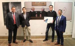 El logroñés Javier Muro gana el concurso de fotografía de 'El Rioja y los 5 Sentidos'