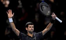 Djokovic se clasifica para sus octavas semifinales