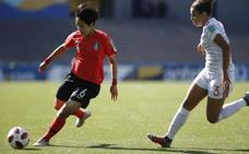 La sub'17 de Ana Tejada debuta en el Mundial de Uruguay con una victoria