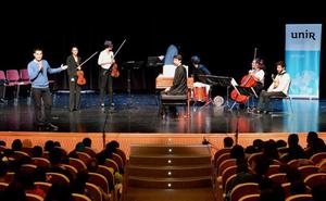 «Conciertos en Familia» ha aproximado la música clásica a estudiantes de entre 8 y 14 años